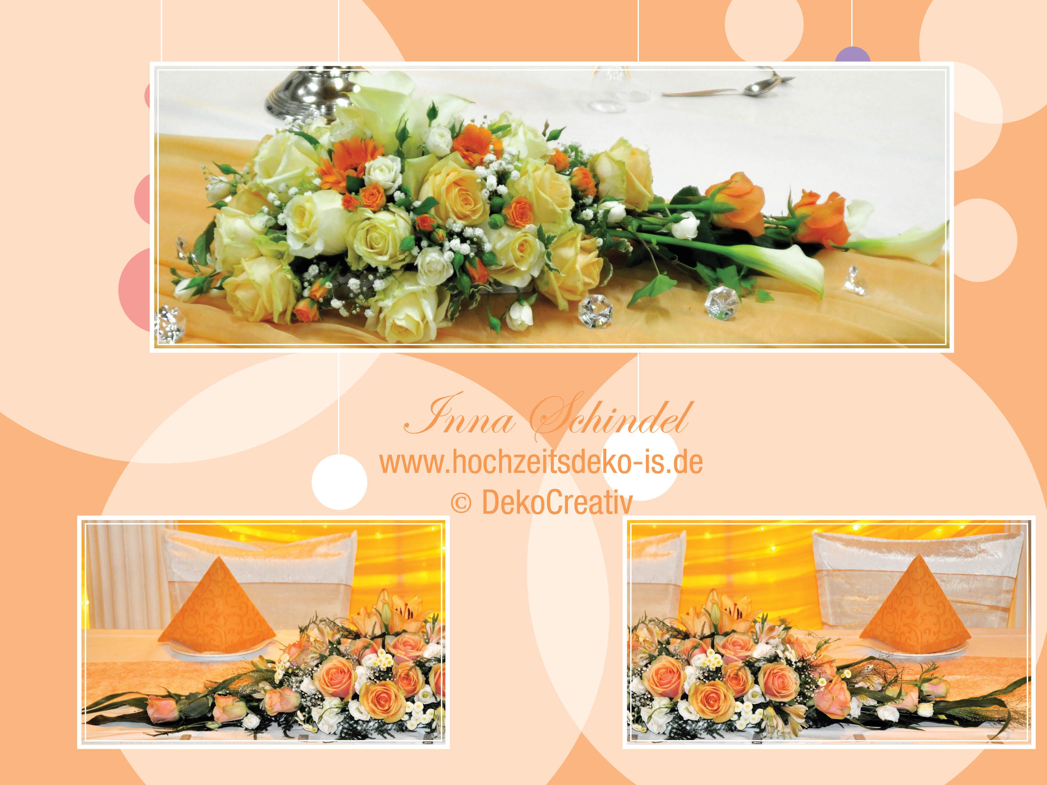 Dekorationsservice für Hochzeiten und Events